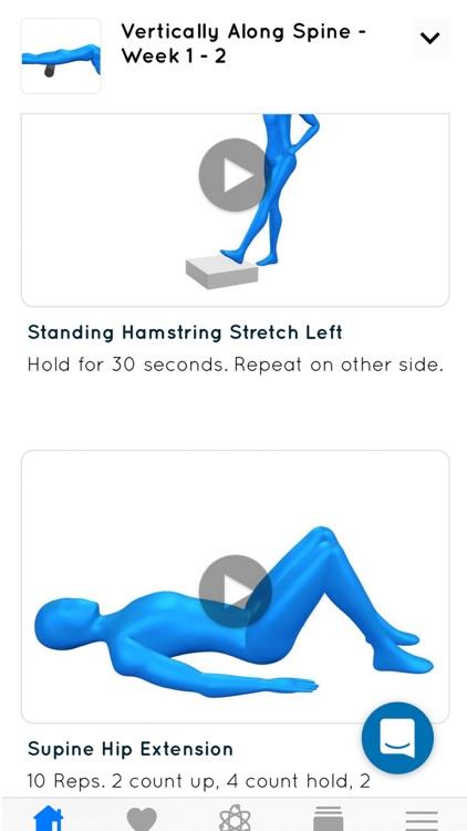 Back Pain Relief Exercises screenshot-5