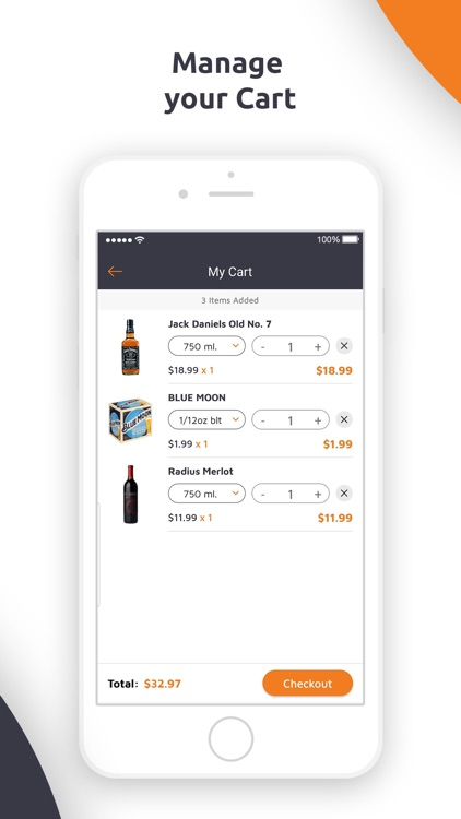 Lacy: Alcohol Delivery/Pick-Up screenshot-4