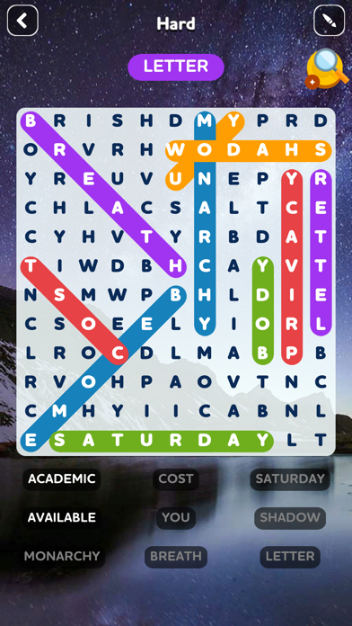 Word Search Quest Puzzles for windows pc