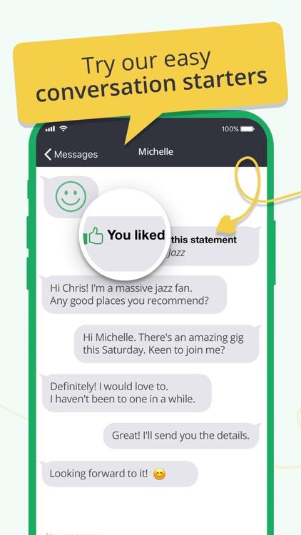 EliteSingles - Online Dating screenshot-3