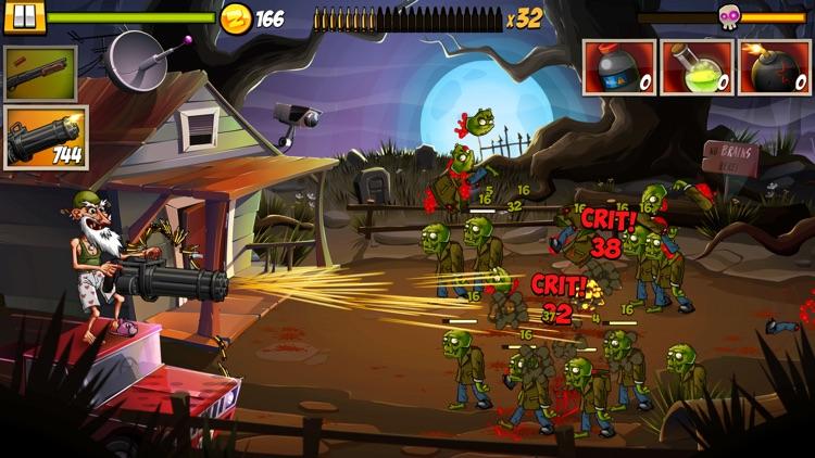 Zombie Smash! Time Travel