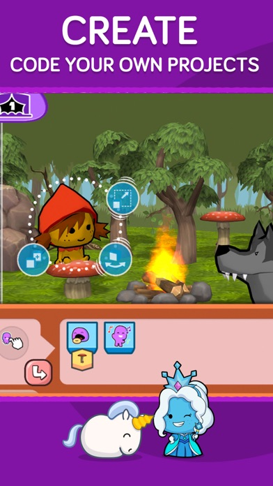 codeSpark Academy: Kids Coding Screenshot
