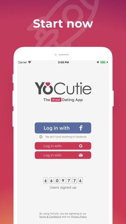 YoCutie - The #real Dating App screenshot-6