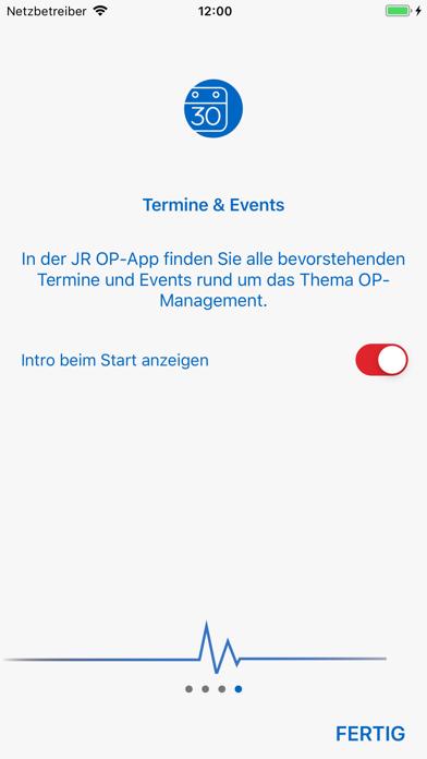 OP-Management App screenshot four