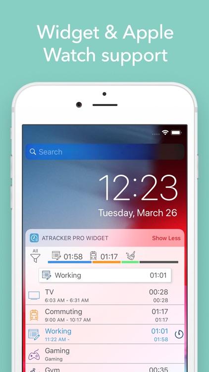 ATracker Time Tracker screenshot-8