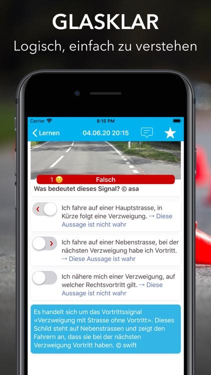 iTheorie Mofa Theorie Schweiz screenshot-4