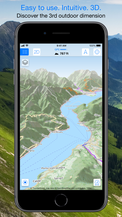 Maps 3D PRO - Outdoor GPS - App Download - Android Apk App Store
