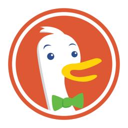 Ícone do app DuckDuckGo Privacy Browser