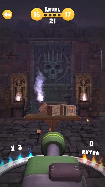 Knock down with Fire Balls screenshot-3