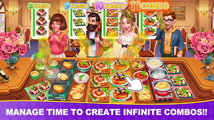 Cooking Frenzy - Crazy Chef screenshot-4