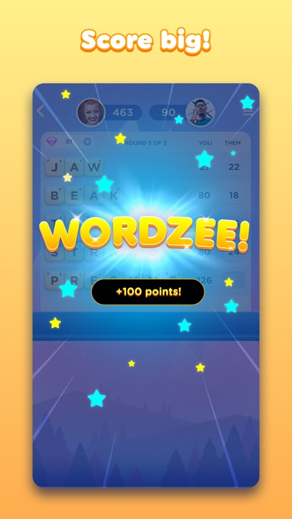 Wordzee! screenshot-3