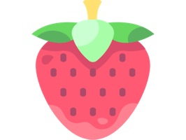 Sticker FruitHo is 50 Stickers with content describing Fruit with high quality and clarity