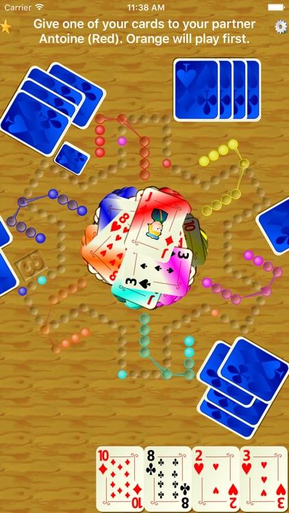 Dog Board Game screenshot-3