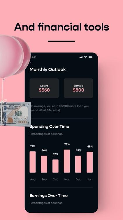 Klover: $100 between paychecks screenshot-5