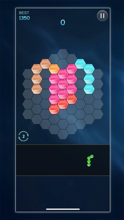 Hexa Block 1010 screenshot-4