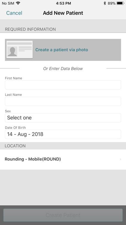 ProEHR Mobile screenshot-3