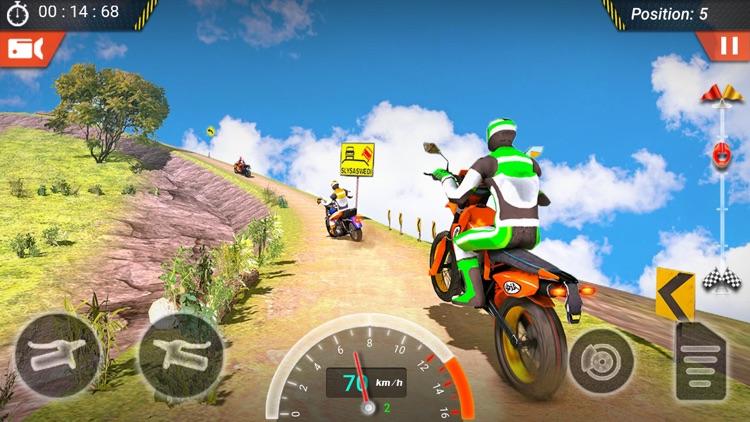 Dirt Bike Racing 2019 screenshot-6