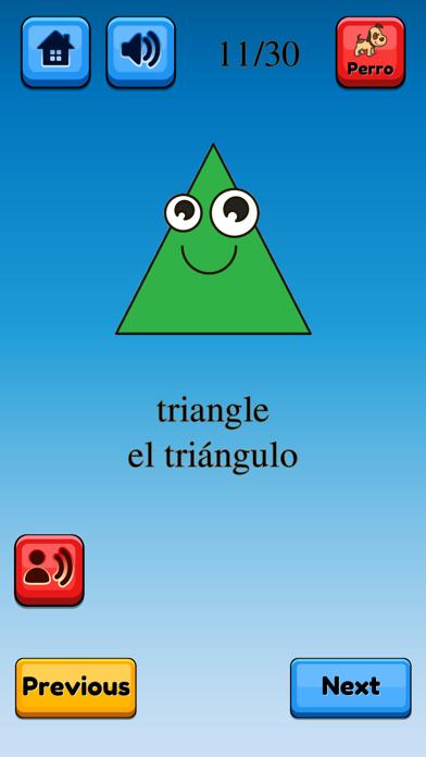 Fun Spanish Flashcards Pro screenshot #10