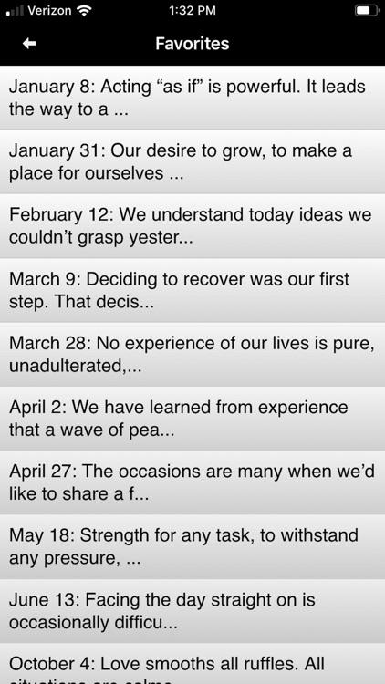Each Day a New Beginning screenshot-3