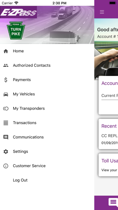 Download PTC E-ZPass for Android