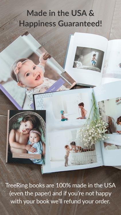 TreeRing Baby Book Memories screenshot-9