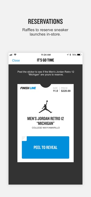 Finish Line – Winner's Circle on the App Store