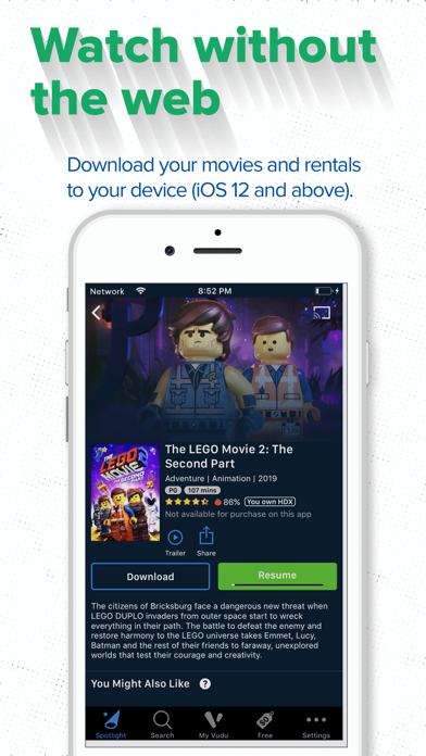 free movies iphone download