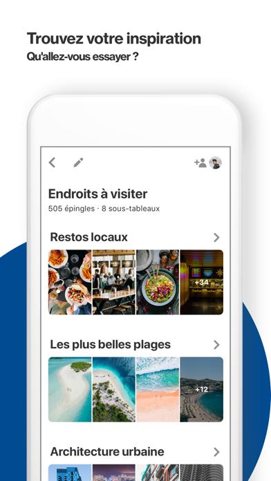Télécharger Pinterest: Idées & Inspiration pour Android