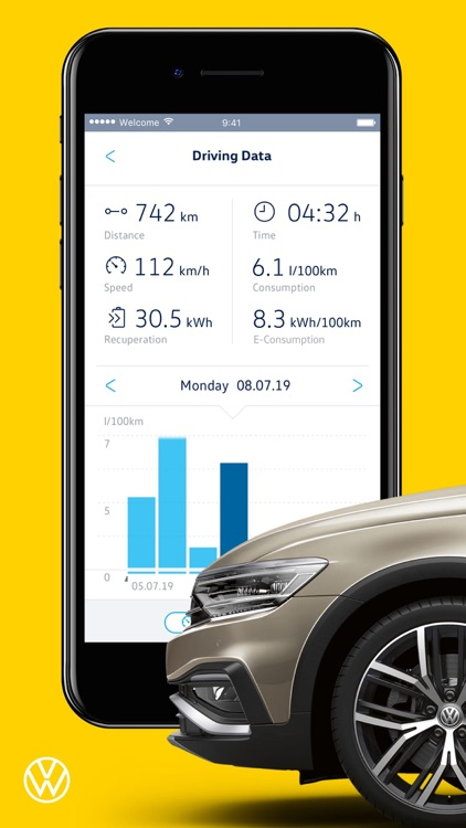 Volkswagen We Connect screenshot-3