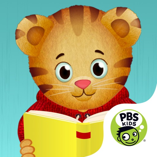 Daniel Tiger's Storybooks icon