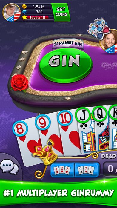 Gin Card Game