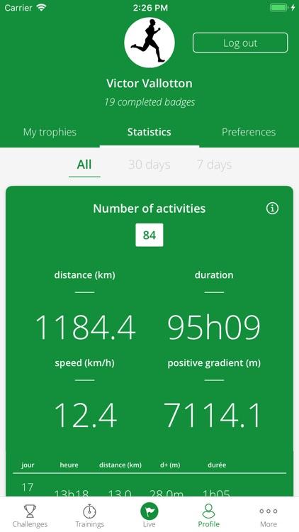 SE Marathon de Paris screenshot-3