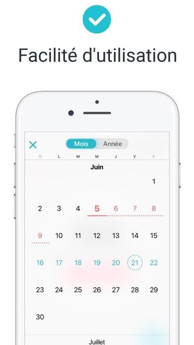 Télécharger Flo: date de règles pour Android