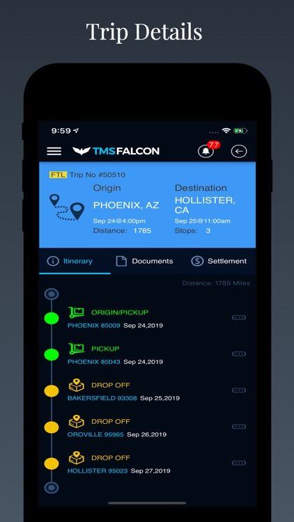 Tmsfalcon screenshot-3