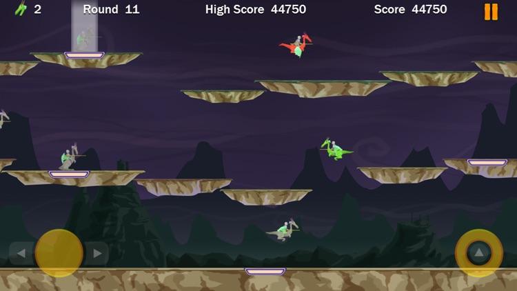 Knights on Dragons screenshot-3