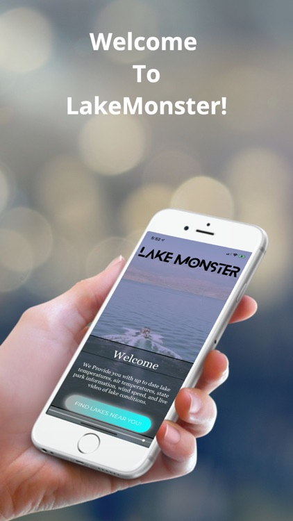 Lake Monster - Lake Weather