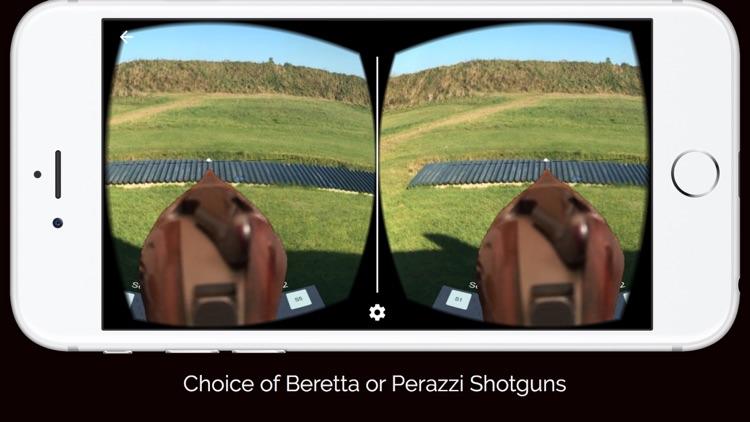 trapShoot 3D VR screenshot-4