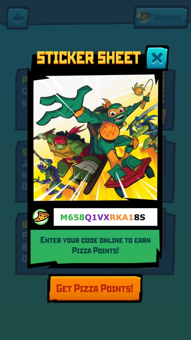 Rise of the TMNT: Power Up! screenshot 4