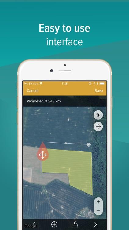 GPS Fields Area Measure screenshot-3