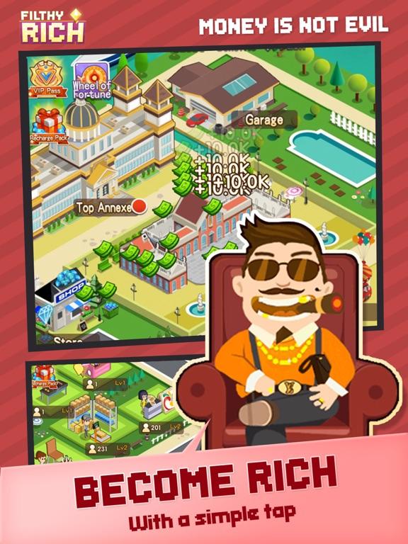 Filthy Rich - Money isn't evil