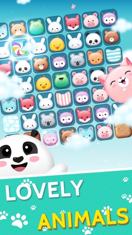 动物消消乐园 - 萌宠快乐消消消 screenshot-3