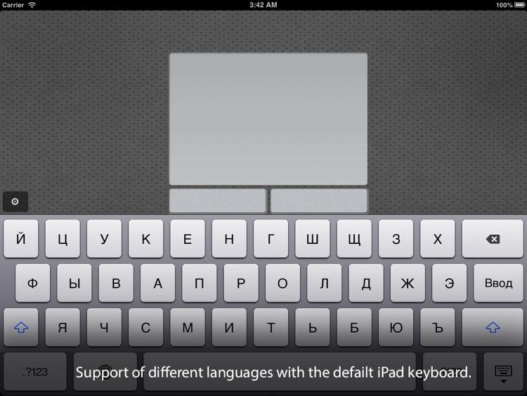 Air Keyboard Lite screenshot-3