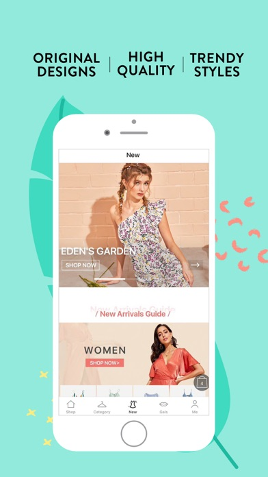 Screenshot for SHEIN-Fashion Shopping Online in United States App Store
