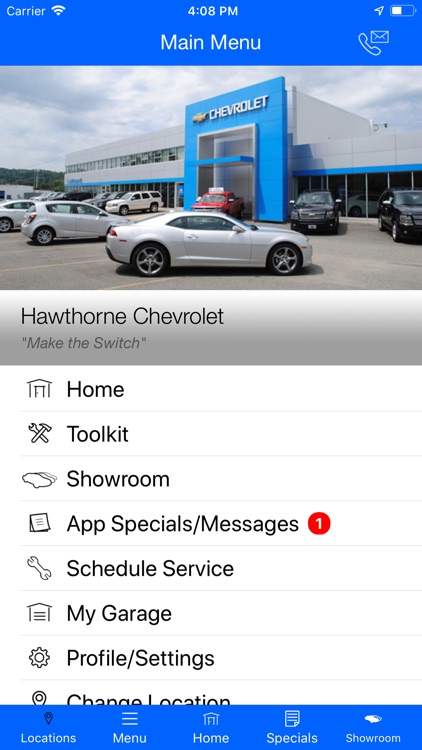 Hawthorne Chevy & Commercial screenshot-6