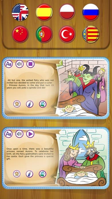 The Story of Sleeping BeautyScreenshot of 2