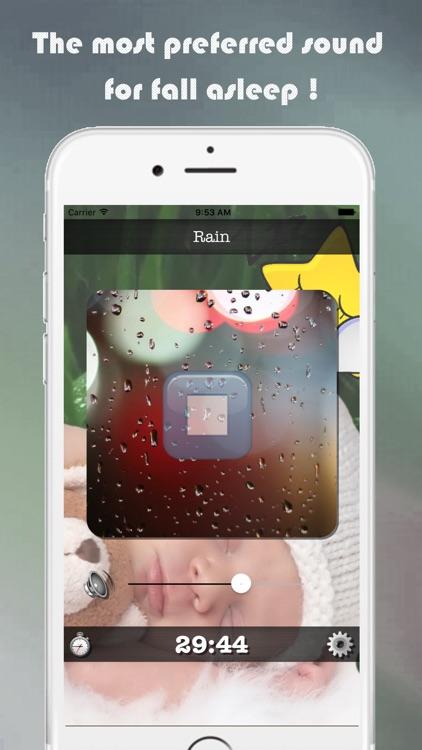 Rain Sounds   instantly sleep screenshot-3