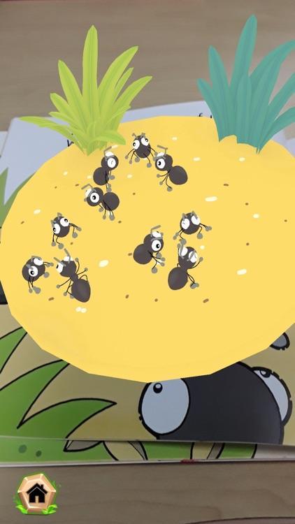 The Hardworking Ants AR