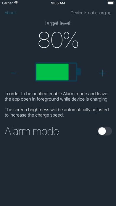 Battery Care Alarmのおすすめ画像4