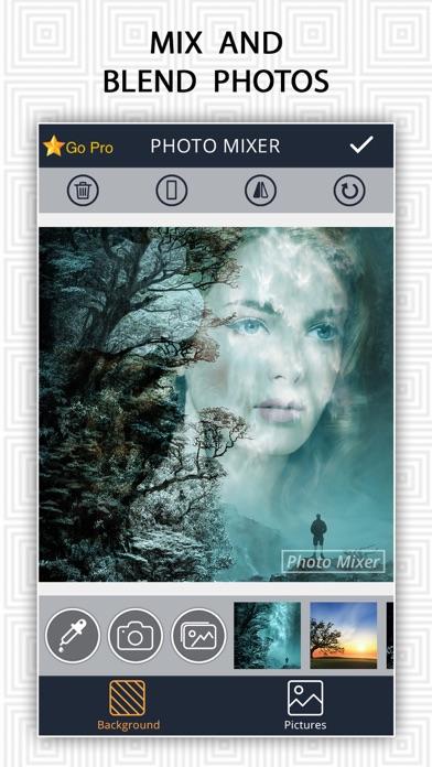 Ultimate Photo Mixer Blender screenshot two