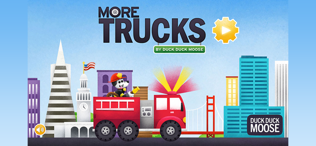 ‎More Trucks by Duck Duck Moose Screenshot